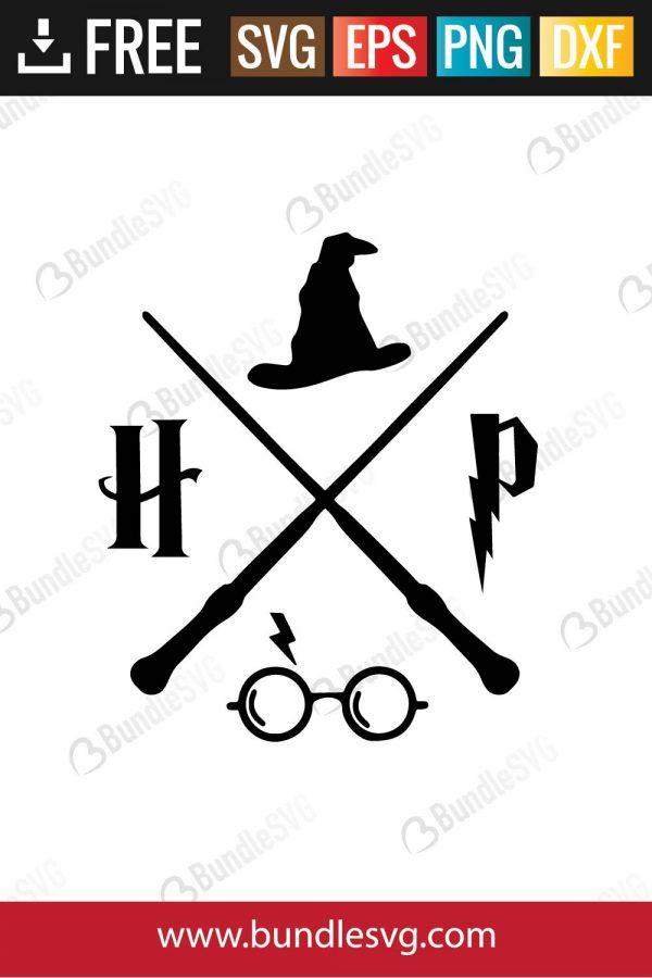 Harry Potter SVG Cut Files