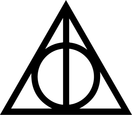 Deathly Hallows SVG Files