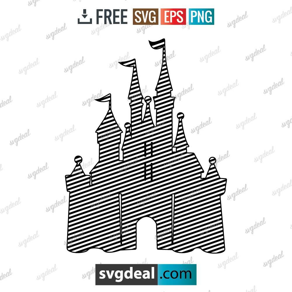 Disney castle svg, disney castle outline svg, Head Mickey mouse, magic kingdom svg