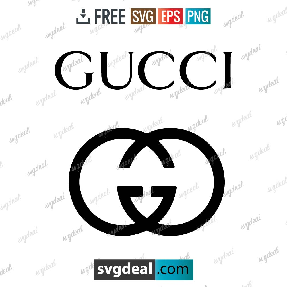 gucci svg free