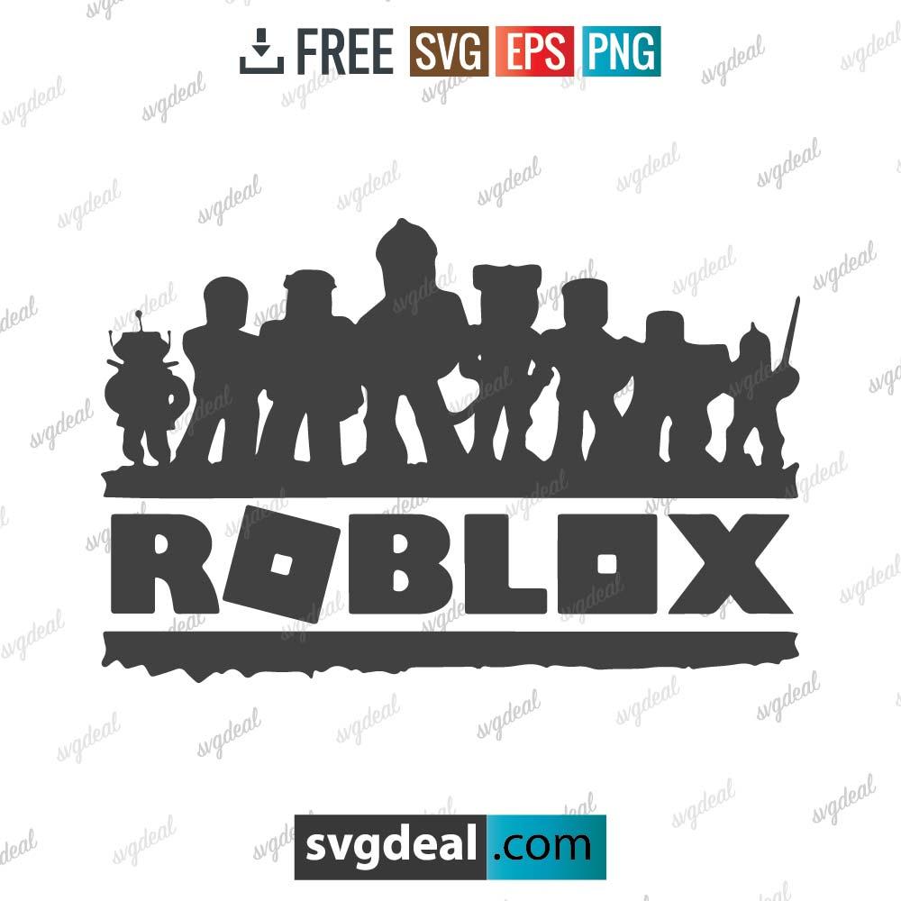 Roblox Character SVG Free, Roblox Printable Files – 2202