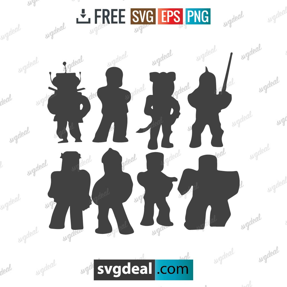 Roblox Character SVG Free, Roblox Printable Files – 2205