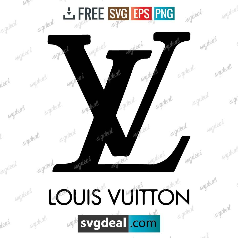 Louis Vuitton SVG, louis vuitton logo svg free download, louis vuitton for cricut – 1601