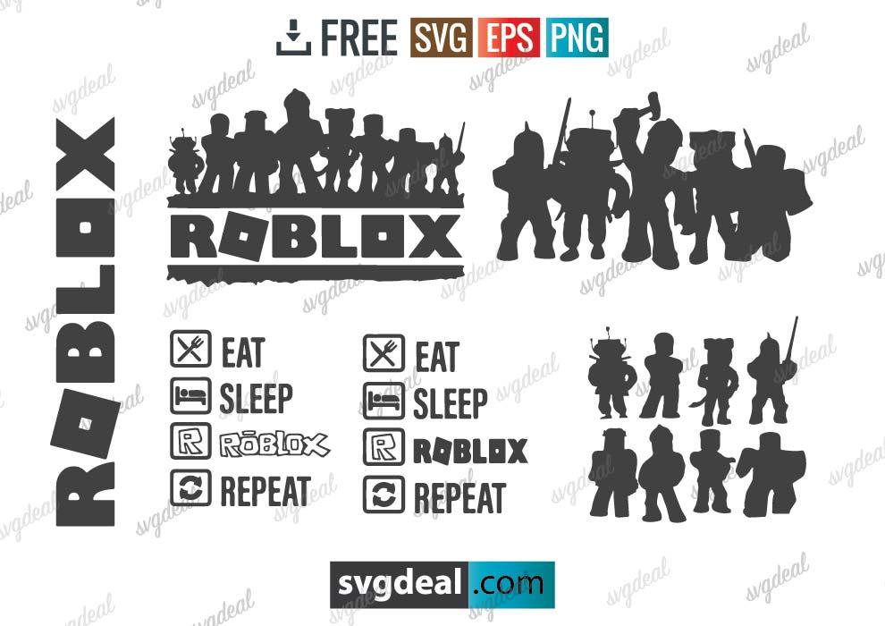Roblox SVG Free Download