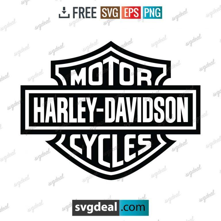 Harley Davidson SVG